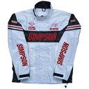 【送料無料】SIMPSON(シンプソン) SIMPSON SRS-2191 WH LL レインスーツ メーカー品番:SRS-2191 1着