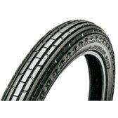 DUNLOP(ダンロップ) タイヤ D107F(フロント) 2.25-17 F(フロント用) 4PR(リア) WT(チューブタイプ) メーカー品番:242411【あす楽対応】【10P03Dec16】