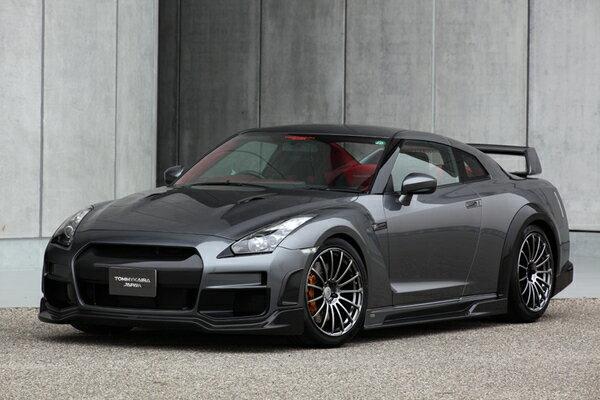 GT-R R35 | コンプリートボディキット【ロエン / トミーカイラ】GT-R R35 M/C前 (2007/12〜2010/11) FULL KIT Wet Carbon スポットLED 無