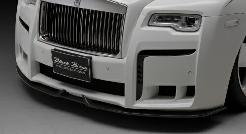 Rolls-Royce DAWN | エアロ 3点キットB / (片側ハーフタイプ)【ヴァルド】【C】Rolls-Royce DAWN SPORTS LINE BLACK BISON EDITION 3P SET HYBRID製