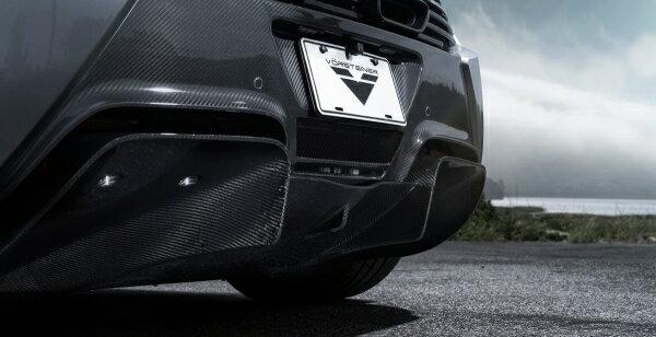マクラーレン MP4-12C | エアロ 2点 セット【ヴォルシュテイナー】MCLAREN MP4-VX COUPE & SPYDER V-MC Aero Rear Bumper Cover Carbon Fiber, Carbon Fi ber Rear Diffuser PP 2x2 Glossy