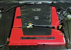 【F50 シーマ   インパル】F50 シーマ IMPUL Power 5.1リッターコンプリートエンジン
