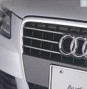 AUDI / アウディ 純正 アクセサリーA4(8K)用(S4除く)フロントグリル用クロームストリップ送料サイズ100