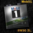 Mobil1 モービル1 エンジンオイルMobil SP / GF-6A 5W-30 / 5W30 3L缶送料60サイズ