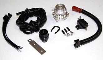 SCIROCCO MOTOR SPORT FORGE recirculation valve reinforcement diverter valve (DV valve) and Scirocco r shipping 160 size