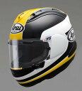 楽天PartsOnline 楽天市場店タイラレーシング Arai RX-7X Taira (タイラ)イエロー フルフェイスヘルメット