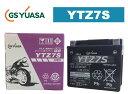 GSYUASA(GSユアサ) YTZ7S VRLA(制御弁式)バイク用バッテリー