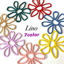 【2個入り】フラワーチャーム 大ぶり チャーム フラワー 花 parts shop Lino ハンドメイド ピアス イヤリング