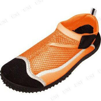 マリンシューズ F1506J-54 オレンジ JM 20〜21cm [ 海水浴 グッズ キッズ アクアシューズ ウォーターシューズ マリンシューズ 水物 子供用 プール用品 こども 靴 子ども ビーチグッズ ]