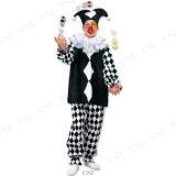 【即納】ハロウィン 仮装衣装 コスプレ コスチューム♪マジカルピエロ