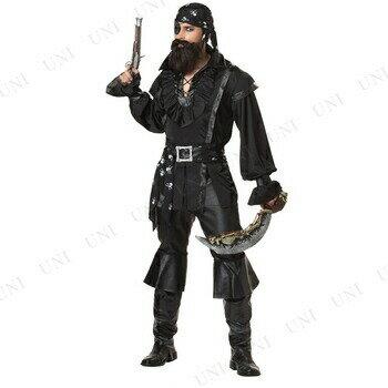 【送料無料】カリフォルニアコスチューム(California Costumes) ダーク・パイレーツ 大人用(L)♪ハロウィン 仮装 衣装 コスプレ コスチューム 大人用 メンズ 海賊 パイレーツ 05P09Jul16:パーティワールド