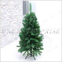 120cmボリュームヌードツリー クリスマスツリー 装飾 グリーンヌードツリー 飾りなし 91〜120cm