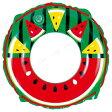 浮輪50cm スイカ♪アウトドア・ビーチグッズ 子ども用 こども用 キッズ 浮き輪 浮輪 うきわ ウキワ 50cm以下 子供用 05P09Jul16