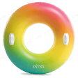 INTEX(インテックス) カラーフォイールチューブ 119cm 58202♪アウトドア・ビーチグッズ 浮き輪 浮輪 うきわ ウキワ 101cm〜120cm 大人用