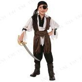 カリビアンパイレーツ 子供用 M ハロウィン 仮装 衣装 コスプレ コスチューム キッズ 子ども用 こども 男の子 海賊