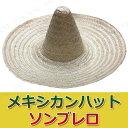 メキシカンソンブレロハロウィンプチ仮装変装グッズコスプレパーティーグッズ帽子ぼうしキャップかぶりもの海外民族衣装