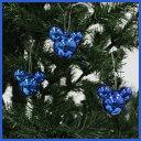 クリスマス クリスマスツリー 飾り オーナメント 装飾♪ミッキー ボール 35mm ブルー ディズニー ミッキーマウス ミニー セットツリー Disne【グッズ 激安 安い 人気】