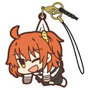 Fate/Grand Order ぐだ子 つままれストラップ 【 Fate/stay night FGO 】