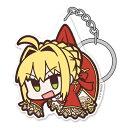 Fate/EXTRA Last Encore セイバー アクリルつままれキーホルダー 【 FGO Fate/stay night Fate/Grand Order 】