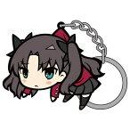 Fate/stay night UBW 遠坂凛 つままれキーホルダー 【 FGO アニメ ふぇいと 漫画 Fate/Grand Order ゲーム fgo キャラクターグッズ 】