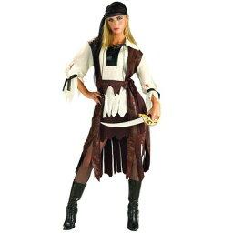 【あす楽12時まで】 大人用カリビアンパイレーツ 【 コスプレ <strong>衣装</strong> ハロウィン 仮装 余興 コスチューム 大人用 女性 パイレーツ <strong>女海賊</strong> パーティーグッズ 女性用 レディース 】