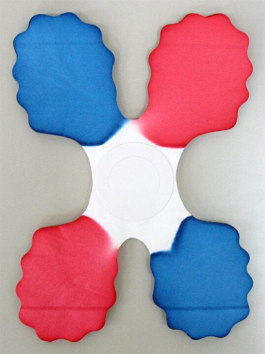 ガーランド ブルー/レッド (紙製3m)★パー...の紹介画像2