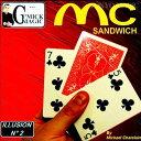 ●手品・マジック関連●MCサンドイッチ●ACS-1801