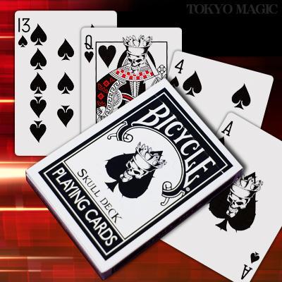 ●手品・マジック関連●スカル・デック●P-21R2の商品画像