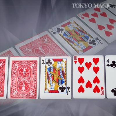 ●手品・マジック関連●ミス・カード●P-21R74
