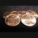 ●手品・マジック関連●コインマジック用コイン 1¢(ペニー)...