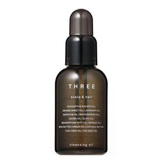 三 (3) 頭皮及頭髮卸妝油