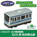大感謝価格『パネルワールド専用車両 E233系 京浜東北線』ポイント(お寄せ品、返品キャンセル不可)