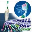 【デンティオールプロ DENTIALL PRO(グリーン)】いつも使っている歯ブラシが3D音波歯ブラシに大変身!★5000円税別以上で送料無料代引無料★ ポイント10P29Jul16P20Aug16