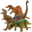 大感謝価格『ビニールモデル人気恐竜4体セット(70639-70640-70670-70666)』『メーカー直送品。代引不可・同梱不可・返品キャンセル・割引不可』フィギュア コレクション ホビー 雑貨 グッズ5940円税別以上送料無料
