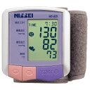 【大感謝価格 】NISSEI コンパクト手首式 デジタル血圧計 WS-820 医療機器 日本製