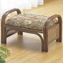 今枝商店 籐製 アーム付 らくらく 座椅子 C1001 【割引不可・取り寄せ品返品キャンセル不可】