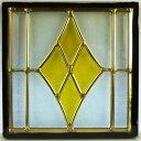 ステンド グラス ステンドグラス ステンドガラス デザインパネル200角sgsq205(取寄品、別途送料必ず発生、割引不可、キャンセル返品不可、突然終了あり)