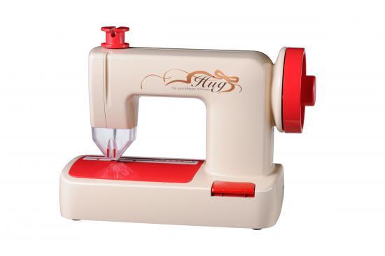 『毛糸ミシンHug (大人用) KM-01 ACアダプタ付き』送料無料(割引サービス対象外)手芸用品 毛糸刺繍も楽しめます毛糸ミシンHug (大人用) KM-01 ACアダプタ付き10P01Oct16
