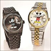 『ミッキー時計シークレットアイ』プレミアムウォッチ腕時計メンズレディース完全限定世界限定