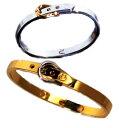 ゴールドは即納 『クリスチャンミッシェル お洒落磁気ブレス』 アクセサリー バングル ファッション プレゼント 贈り物 送料無料