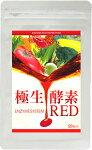 【極生酵素 エンザイムシステム RED 120粒】レッド 赤い 野菜酵素ダイエット 健康食品2個で送料無料代引無料5個で梱包時に1個多く入れてプレゼント★ポイント