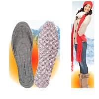 『サニースキニー ハッピーインソールHOT(3足組 アルミタイプ)』(割引不可)7個で送料無料8個で梱包時に1個多く入れてプレゼント暖かい靴の中敷き