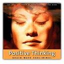 プラス思考でビジネスを乗り切る!【ポジティブシンキング(Positive Thinking)】自己啓発CDブレインシンク(Brain Sync)