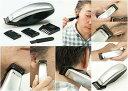 【あす楽対応】『どこでもバリカン K12168』(割引不可)バリカン スライド式 散髪 子供 電動バリカン 電池式 コードレス ムダ毛 処理
