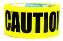 デザインパッキングテープ☆CAUTION☆ (幅48mm×長さ25m)【パッキング パッキングテープ イベント 注意 caution…