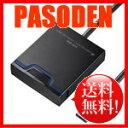 【送料無料】サンワサプライ USB3.0 カードリーダー SDカード・CFカード用 ADR-3SDCFUBK [ADR-3SDCFUBK]