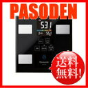 【送料無料】パナソニック 体組成バランス計 ブラック EW-FA43-K [EW-FA43-K]