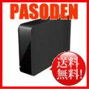 【代引・送料無料】バッファロー ドライブステーション ターボPCEX2Plus・かんたんロック対応 USB3.0用外付けHDDブラック1TB HD-LL1.0U3-BK [HD-LL1.0U3-BK]