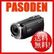 【代引・送料無料】SONY デジタルHDビデオカメラレコーダー Handycam CX485 ブラック [HDR-CX485/B]