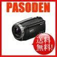 【代引・送料無料】SONY デジタルHDビデオカメラレコーダー Handycam CX675 ブラック [HDR-CX675/B]